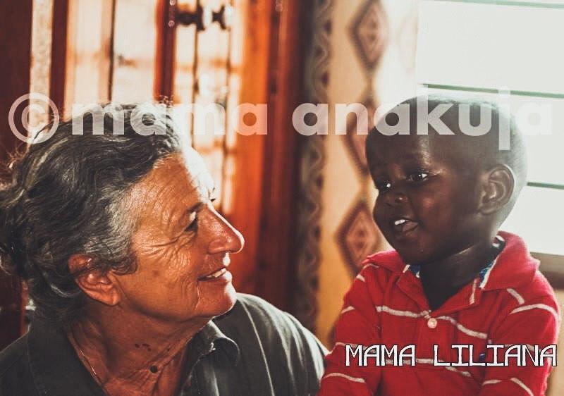 mama anakuja missione umanitaria